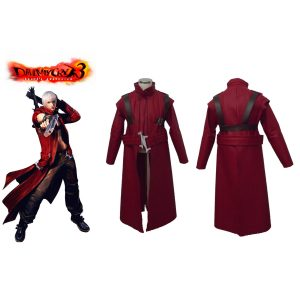 Devil May Cry Dante Jacket