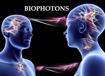 Resultado de imagem para imagens sobre biofotons