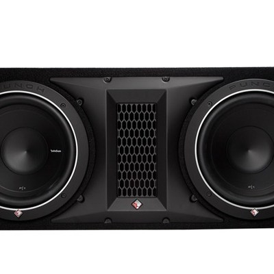 "ROCKFORD FOSGATE - B-P3-2X12 Dual P3 12"" Loaded Enclosure Oakville"