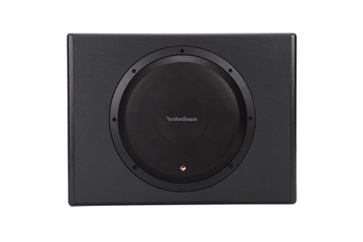 "ROCKFORD FOSGATE - P300-12 Single 12"" 300 Watt Powered Subwoofer Oakville"