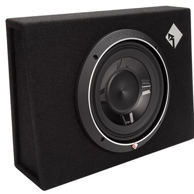 "ROCKFORD FOSGATE - P3S-1X8 Single P3 8"" Shallow Loaded Enclosure Oakville"