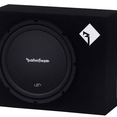 "ROCKFORD FOSGATE - R1-1X12 Single Prime R1 12""  200 Watt Loaded Enclosure Oakville"