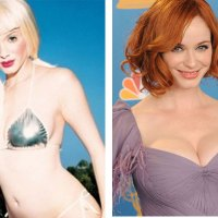 Did Christina Hendricks Get Breast Implants?