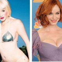 Did Christina Hendricks Get Breast Implants?