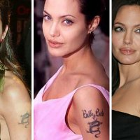 Angelina Jolie Tattoos and Their Meanings