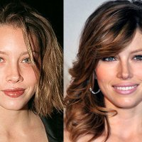 Jessica Biel has a Puffed up Pucker