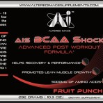 AIS BCAA Shock (Fruit Punch)