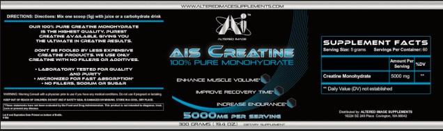 AIS Creatine