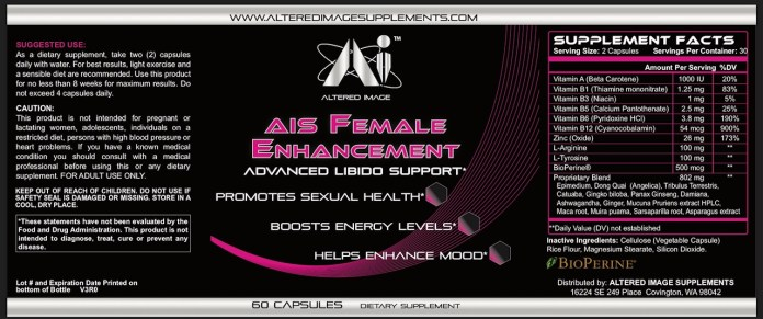 AIS Female Enhancement