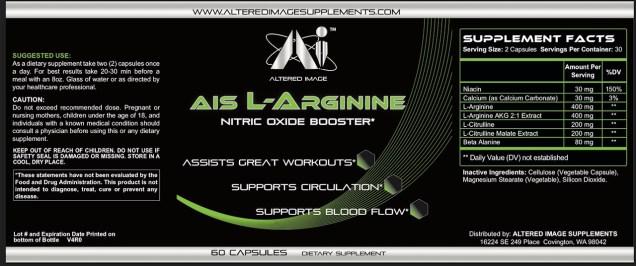 AIS L-Arginine