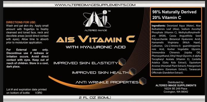 AIS Vitamin C Serum