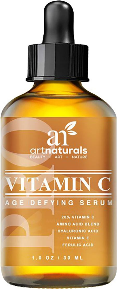 4. Art Naturals Enhanced Vitamin C Serum