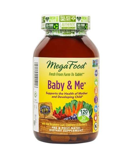 9. MegaFood - Baby & Me