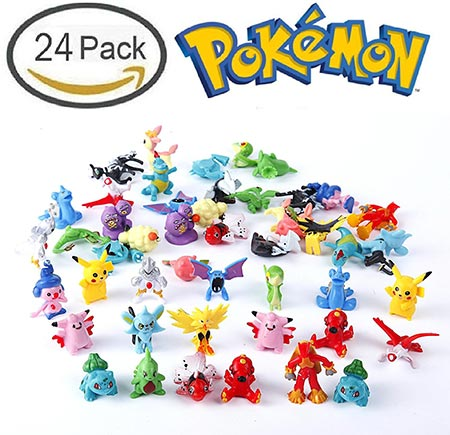 1 Pokemon Action Figure