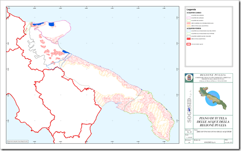 Verso la tutela delle acque in Puglia (1/6)