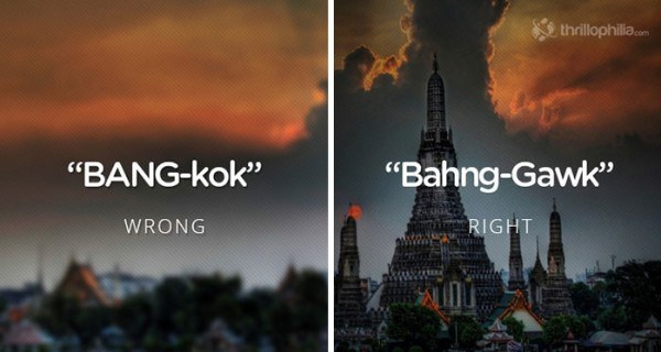 24 Names Of Places You Need To Start Pronouncing Right