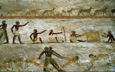 6 Ancient Egyptian Inventions we still use today - Organized labor