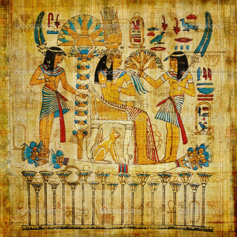 6 Ancient Egyptian Inventions we still use today - Paper