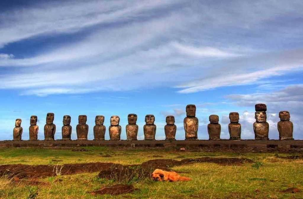 16 of the world's most beautiful World Heritage Sites