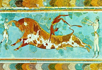 Top 10 Most Overlooked Mysteries in History - Fall of the Minoans
