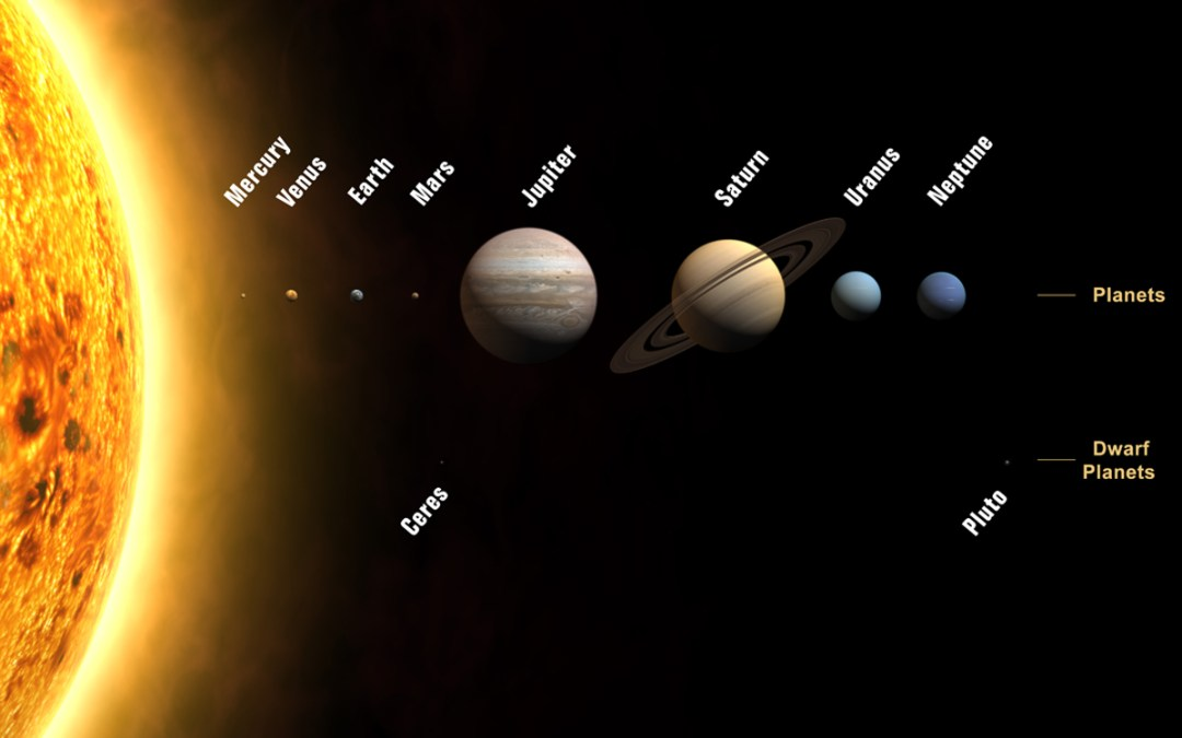 Pluto a Planet Again? It May Happen This Year