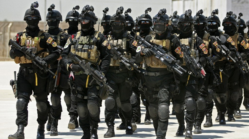 17 Most Terrifying Special Forces From Around The World