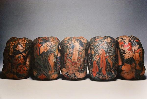 Japanese Tattoo: Photos by Masato Sudo