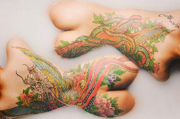 Japanese Tattoo Photos by Masato Sudo 6