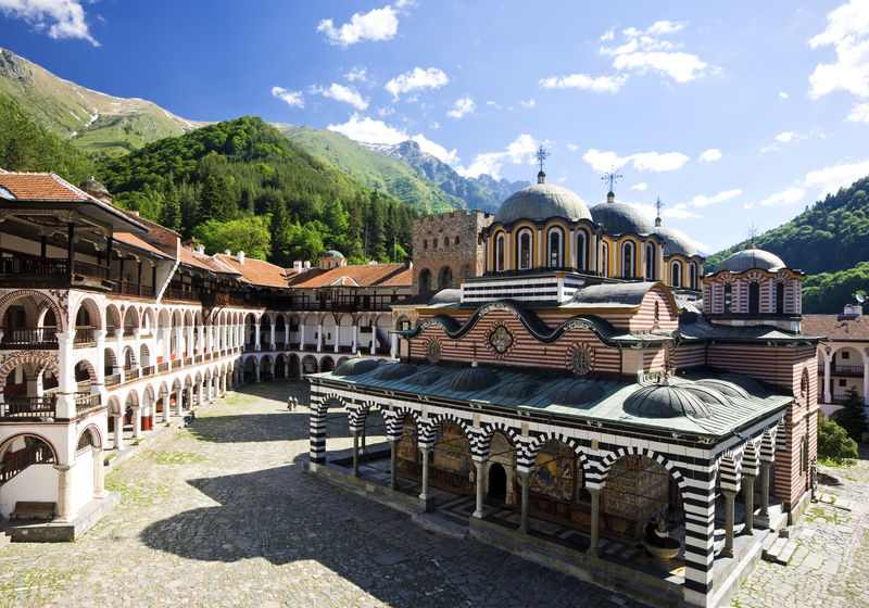 Rila Monastery – one of the symbols of Bulgaria