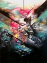 Painting by Hueman