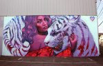 Natalia Rak's New Graffiti Piece for Pow! Wow! Hawaii