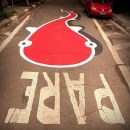 Tec's Street Art Playfully Interacts With Brazil's Roads