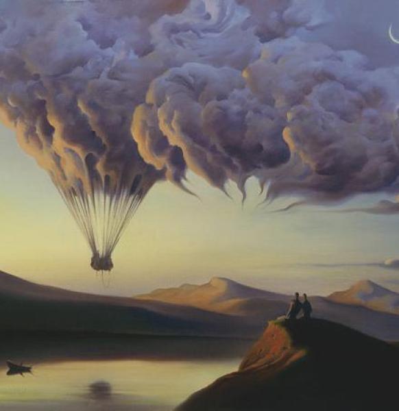 Crazy Awesome Paintings -metamorphosis600_452