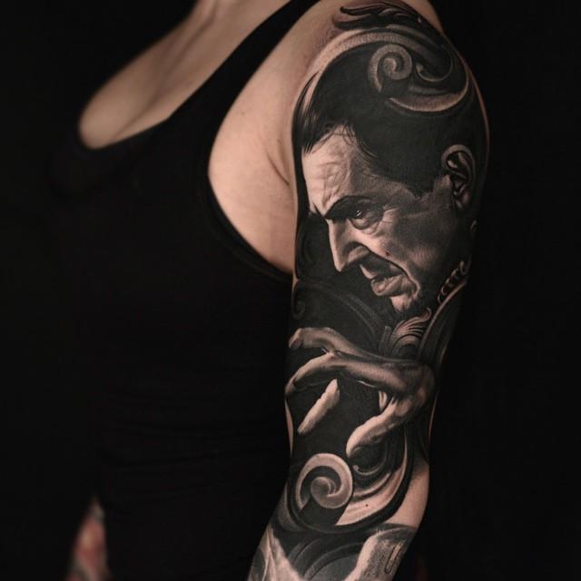 The Tattoo Art Of Nikko Hurtado 19