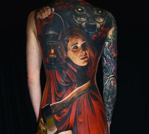 The Tattoo Art Of Nikko Hurtado 23