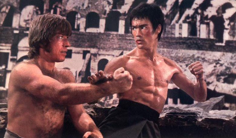 Top 5 Bruce Lee's Movies - Way Of The Dragon Screenshot