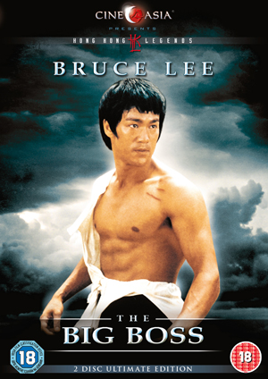 Top 5 Bruce Lee's Movies - The Big Boss Cover