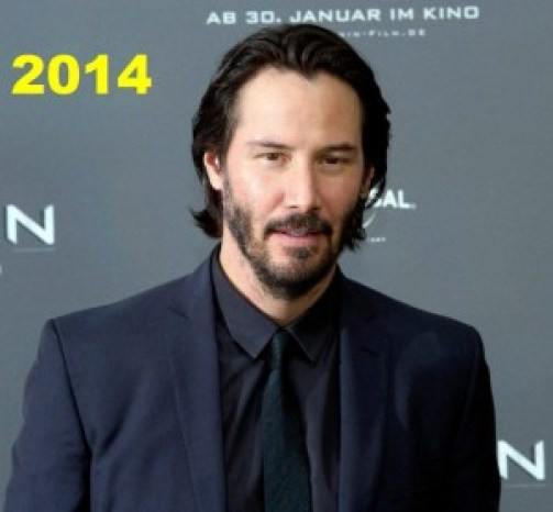 epa04367538 (FILE) The file picture dated 17 January 2014 shows US actor/cast member Keanu Reeves as he attends a photocall for '47 Ronin' in Munich,Germany. Keanu Reeves will turn 50 on 02 September 2014.  EPA/TOBIASHASE ORG XMIT: MUN701