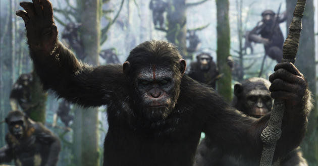 5 Facts About the New Planet of the Apes Movie