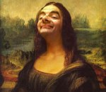 Mr Bean Inserted into Famous Paintings