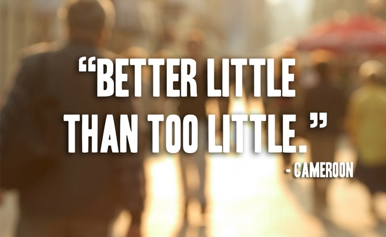 21 Beautiful And Inspirational Proverbs From Around The World - Little - Cameroon