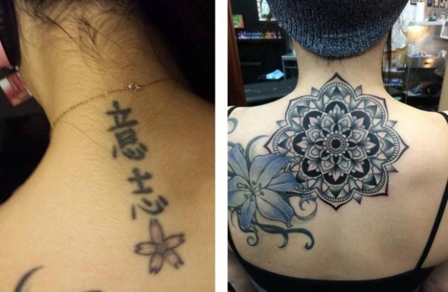 25 Stunning Tattoo Cover-Ups
