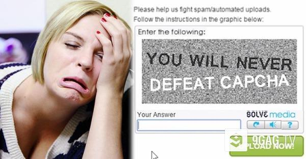 This Guy Totally Nails The Ridiculousness Of Captcha