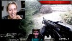 Dude Turns Chatroulette Into An Epic First-Person Shooter