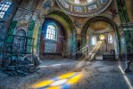 Anna Mika Captures The Beauty Of Abandoned Places