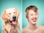 Dog Owners Looking Like Their Dogs By Ines Opifanti