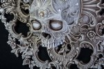Chris Haas Sculpts And Embellishes Animal Skulls Into Mystical, Dark Fantasy Creatures