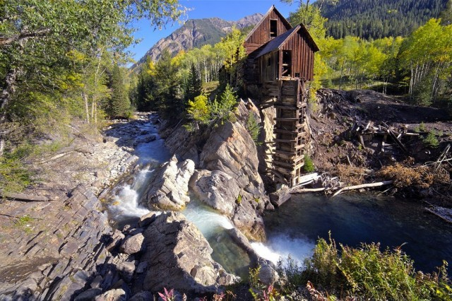 Crystal Mill: The River Shack That Helped Colorado Ore Miners