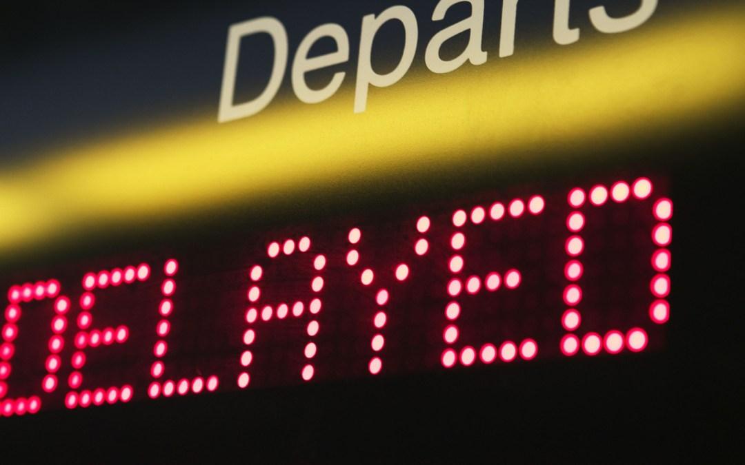Flight Delayed After Math Equation Mistaken For Secret Terrorist Code