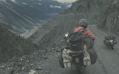 The Highest Road in The World